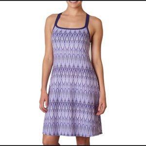 Prana | Violet Feather Cora Dress